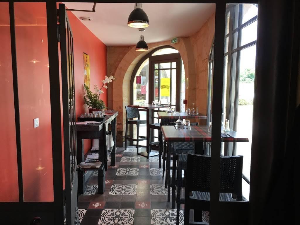 Le Bistrot de la Gare - Restaurant Puisseguin